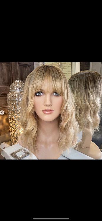 Caramel Ombré Blonde Wig