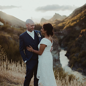 Anj & Gav - Fiona Andersen Photography