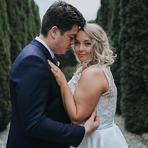 Brooke & Matt - Black Label Photography