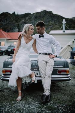Queenstown Weddings - Winehouse Gibbston