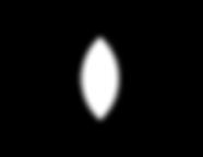 Mandorla symbol large white centre.png