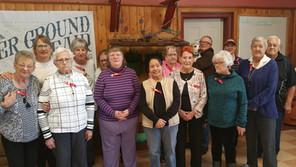 Spring Recognition pinning-Laramie Grand