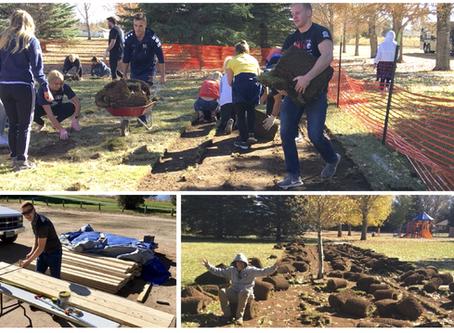 Migratory Elements of the Community: University Students Volunteering at Kiwanis Community Garden