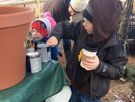 Kids at Kiwanis Park! The Impact of Children in Volunteer Work