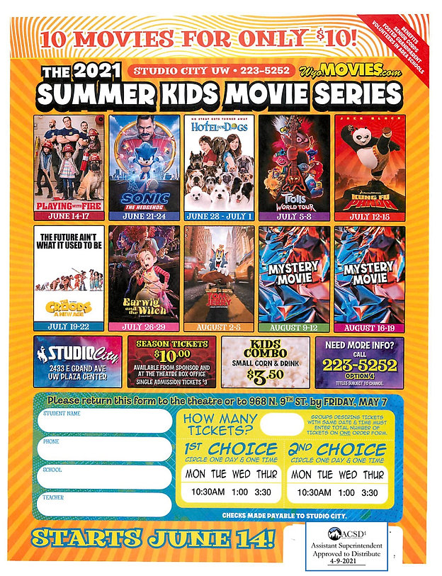ACSD#1 approved_Studio City Summer Movie