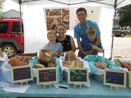Local Bread Company Donates Profit to Feeding Laramie Valley