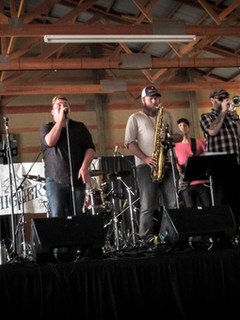Higher Ground Fair Band