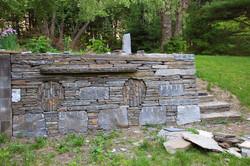 Alternative Style Stone Wall