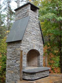 Outdoor Chimney