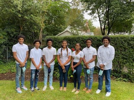Meet the 2020-2021 Richmond Chapter Senior Teen Executive Board