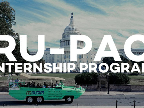 Summer Internship @ Ru-PAC
