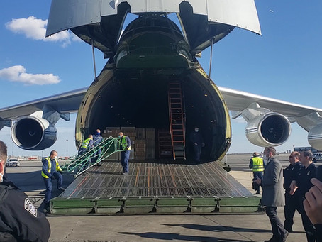 Why Russia Sent Humanitarian Aid to the US and Why That's a Good Thing