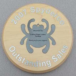 Spyderco award 2007