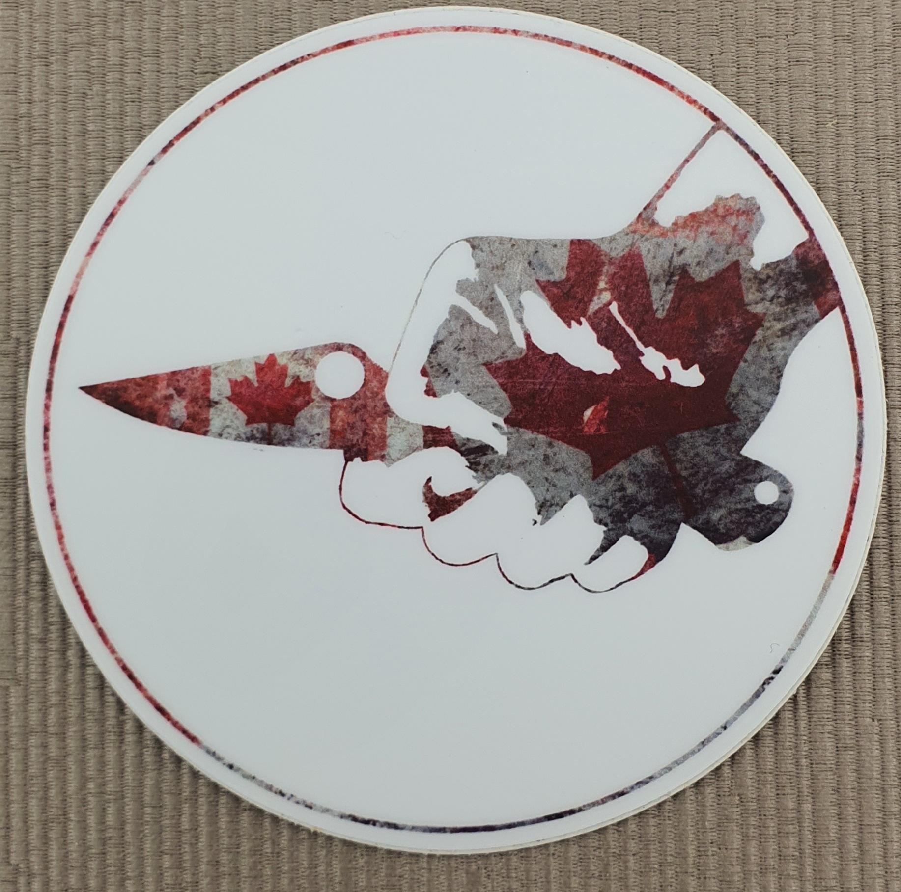 MPM2P3 Canada sticker