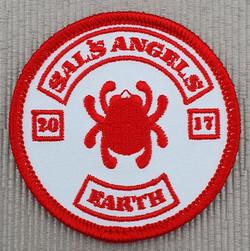 Spyderco Sals Angels patch