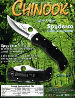 Chinook ad