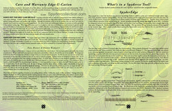 Spyderco artwork 2000 5