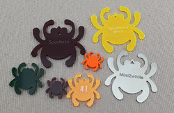Spyder cutouts