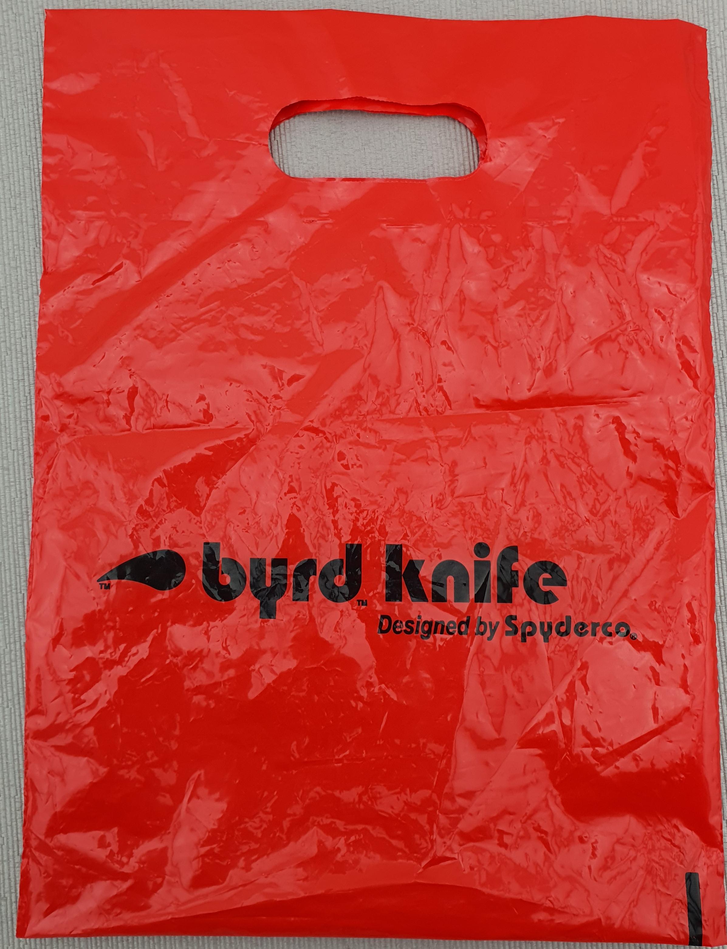 Spyderco bag vintage small reverse