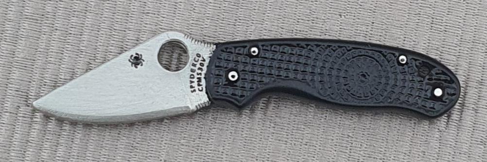 Spyderco Para 3 Pin