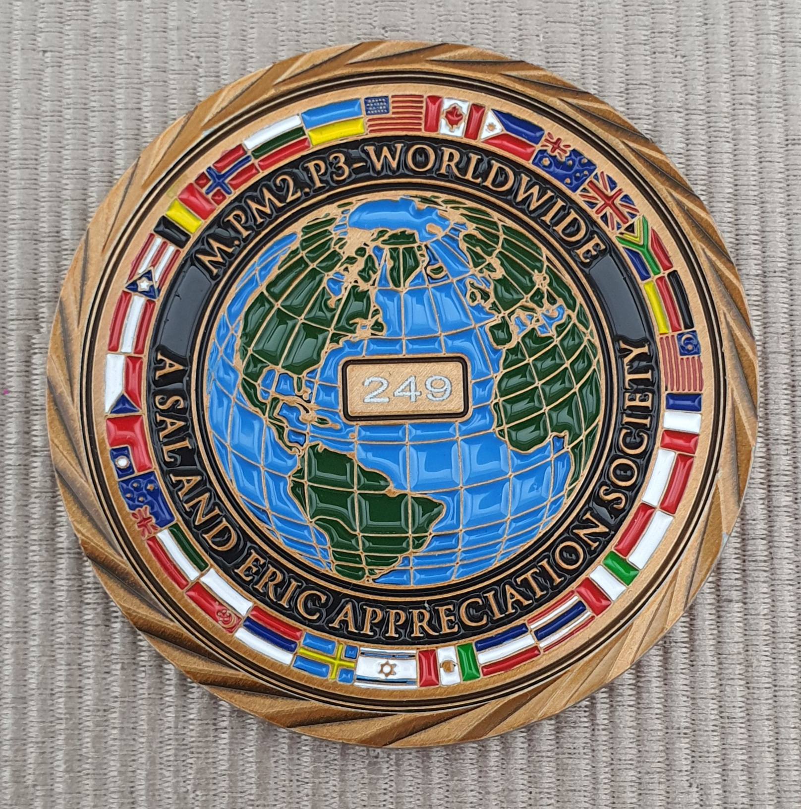 MPM2P3 coin front