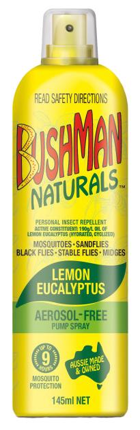 Bushman Naturals