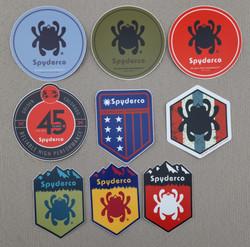 Spyderco 2021 Stickers