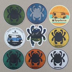 Spyderco sticker 1