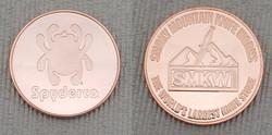 Smokey Mountain Knife Works coin