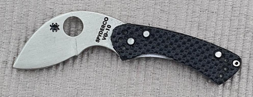Spyderco Balance Pin