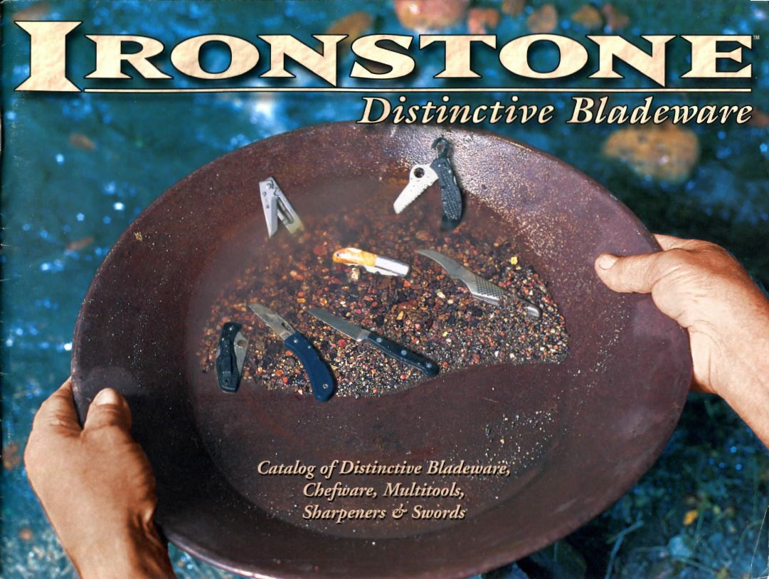 Ironstone 1998 catalogue