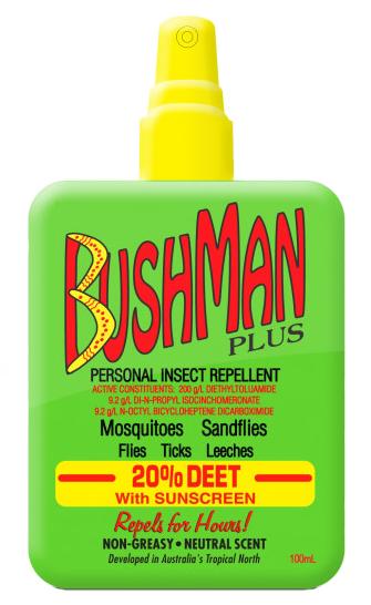 Bushman Pump