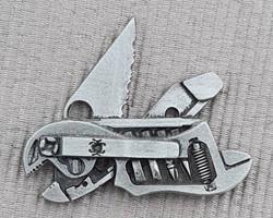 Spyderco Spyderwrench Pin