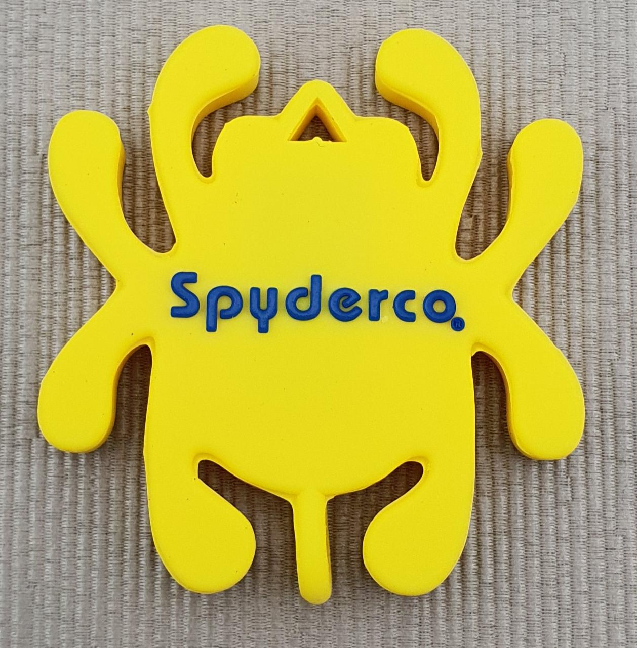 Spyderco Flashdrive yellow