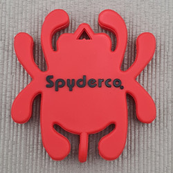 Spyderco Flashdrive red