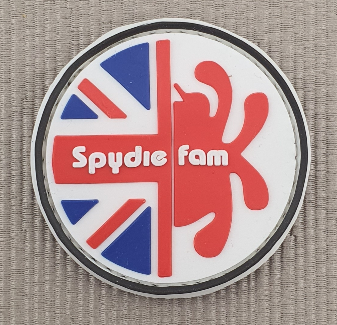 Spydiefam patch