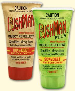 Bushman Dry Lube Gel