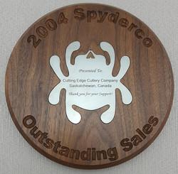 Spyderco award 2004