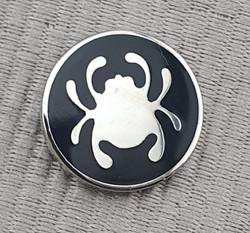 Spyderco hat pin