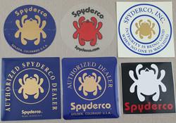 Spyderco sticker 8