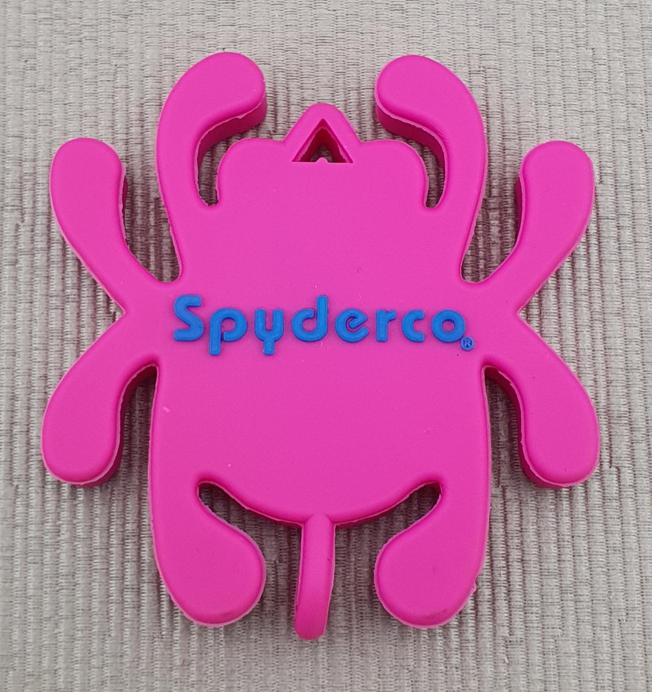 Spyderco Flashdrive pink