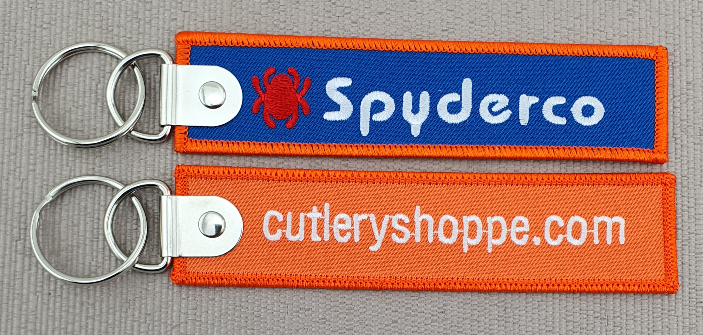Spyderco tag