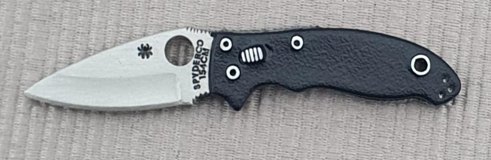Spyderco Manix Pin