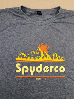 Spyderco Mountain T-Shirt