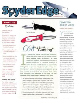 SpyderEdge 3rdQtr 2000