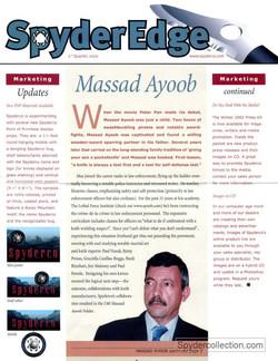 SpyderEdge 2nd Qtr 2002