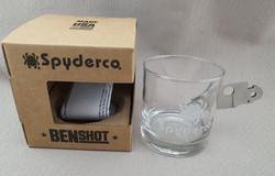 Spyderco Benshot Glass RG01_with box