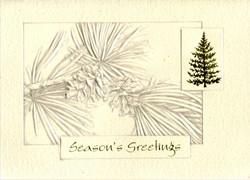 Spyderco Christmas card 2004