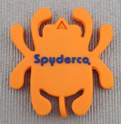 Spyderco Flashdrive orange