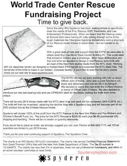 WTC brochure